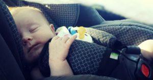 5 największych błędów popełnianych podczas przewożenia dzieci samochodem