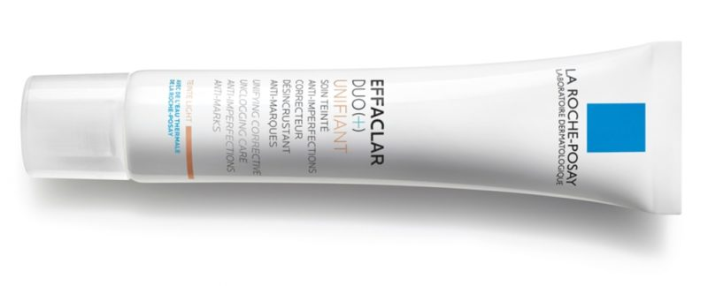 krem effaclar duo plus