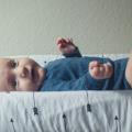 Jak odpieluchować dziecko w weekend