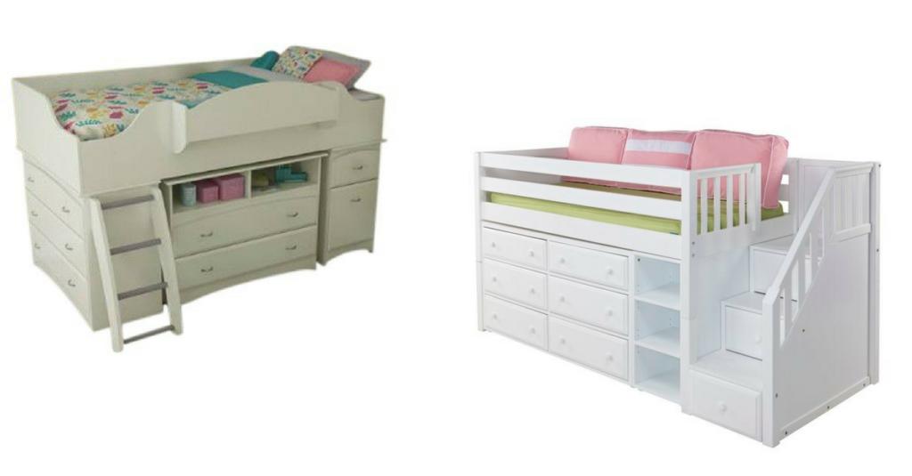 łóżko dla przedszkolaka