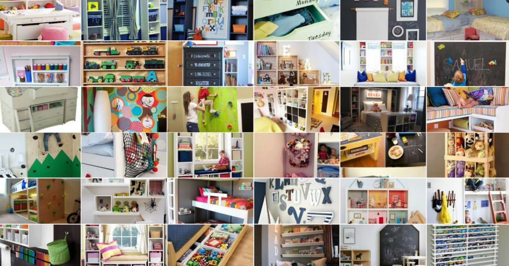 pomysły na pokój dziecka