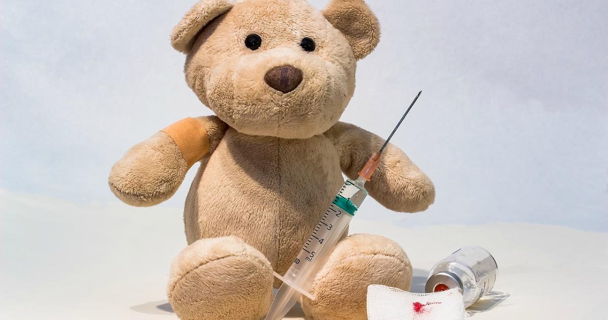 dziecko i antybiotyk