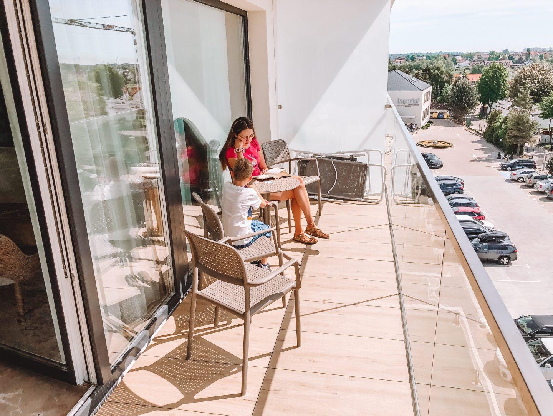 imperiall sianożęty balkon